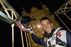 Robbie Maddison Launches Over Thames Via Lifting Bridge