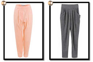 Roomy Pants Are Now Fashtastic, Not Frumpy