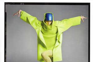 'Patriot Games' in Elle August '09 Pays Homage to U.S. Designers
