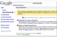 Online Health Record Databases