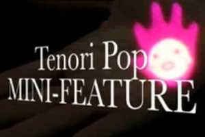 The Tenori Pop Project is a Cool Community Interface