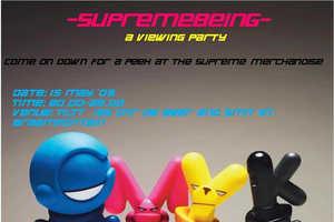 British Label SupremeBeing Goes Nerdy