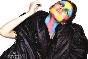 'DN de la Mode' in Vogue Paris August 2009 is a Fashionista's Dream