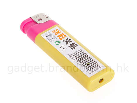 Secret Spy Lighters - The Lighter Spy Camera is the Ignition for Incognito Information