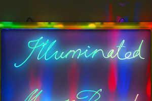 LED Illuminated Message Board Brightens Up Written Communication
