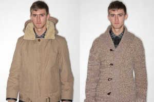 Nom De Guerre's F/W 2009 Collection Rocks Hot Khaki Styles
