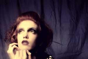 "Jessie Craig's ""Purple Haze"" Collection is Eerily Exciting"