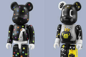 Bearbrick Specials By Toki Doki and Jimmy Liao for the Taipei Toy Festival 2009