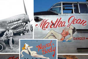Web Urbanist Shows the Evolution of Aircraft Graphics