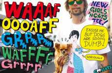 Anti-Cool Ads - So-Me's Covetable Ads For The Cool Cats Second Season of T-shirts