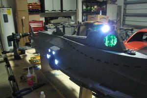 The Replica of the Nautilus Submarine is Radio-Controlled
