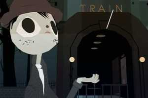U2 'I'll Go Crazy If I Don't Go Crazy Tonight' Animated Music Video