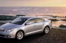 Diverse Designer Cars - 2010 Buick LaCrosse Blends Traditional Detailing & Eastern Aesthetic