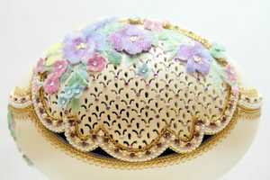 Eggstreme's Faberge Style Decorations