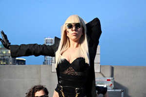 Fall Runway Outfits Inspired by Lady GaGa's Style