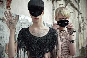 Antonella Arismendi's 'Illuminati' Erases Gender Lines