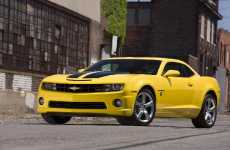 Blockbuster Automobiles - Transformers' Beloved Bumblebee Camaro to Hit Production