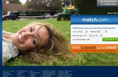 Online Dating TV Channels - Match.com Teams up With BT Vision for Unusual Show