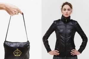 Mackage Packables is Sleek Rain Gear that Folds Into a Purse