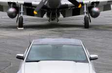 Aviation-Inspired Automobiles