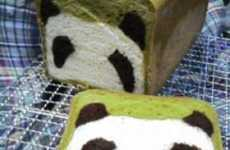 Panda Bread - Taro Taro Teaches How to Turn Your Loaf Into a Conversation Piece