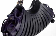 Ribcage Purses - Eylem Binboga's Handbags Are Architectural Wonders