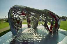 3D Triangle Architecture