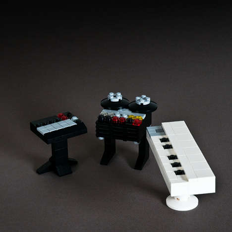 Tiny Toy Instruments