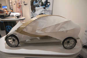 Jonathon Henshall Designs Futuristic Eco-Friendly Automobiles