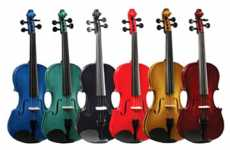 32 Magical Musical Instruments