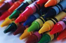 11 Crayon Creations