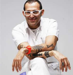 Karim Rashid, Designer & Author of