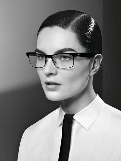 Androgynous Fashion Ads - Unisex Looks in Hugo by Hugo Boss Fall/Winter Campaign