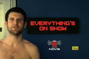 The Nova Drive Show in Australia Gets Laughs and Giggles