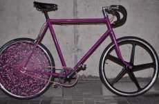 Pimped Out Bikes - Studio Raar Makes Super Stylish Bicycles in Hip Prints & Colors