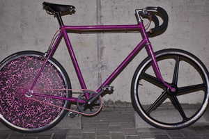 Studio Raar Makes Super Stylish Bicycles in Hip Prints & Colors