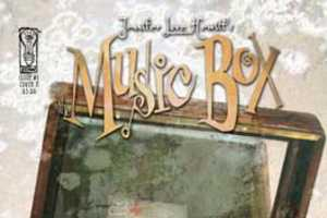 'Jennifer Love Hewitt's The Music Box' is 10-Issues