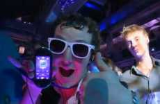 24 Hour Silent Dance-Offs - 100 Dancers Wait for 'The Last Call' on Samsung Beat DJ Handsets
