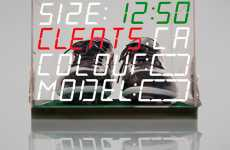 Transparent Shoe Boxes - Lezane Rousseau's Plexiglass Cases Show Off Kicks at a Glance