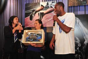 Kobe Bryant 'Varsity Bones' College Kicks Based on Choosing NBA