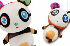 Costly Toy Collectables - Takashi Murakami and Louis Vuitton Create High-End Child Charmers
