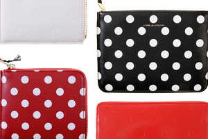 Comme Des Garcons Super Sweet Change Purses