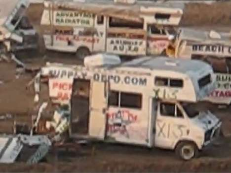 Motor Home Demolition Derbies