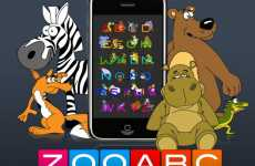 Educational iPhone Apps - ZooABC Application Teaches Kids to Love Reading