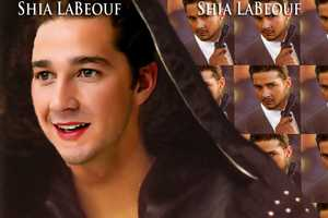 Shiantology.com Dedicates Itself to Idolizing Shia LaBeouf