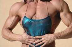 Body Builder Pin-Ups