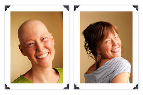 Makeovers for Cancer Patients