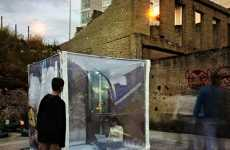 Portable Personal Bubbles - MMASA Architects & Cipriano Chas Let You Be a Bubble Boy (or Girl)