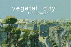 Luc Schuiten's 'Vegetal City' is Harmonious With Nature