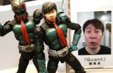 You as An Action Figure - Japanese Toy Company Puts Your Face on Superhero Body